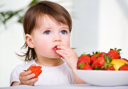Найти диета для ребенка